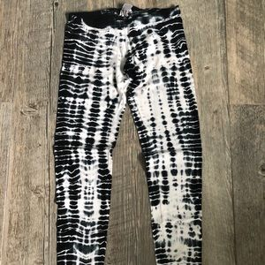 Hardtail low rise ankle legging